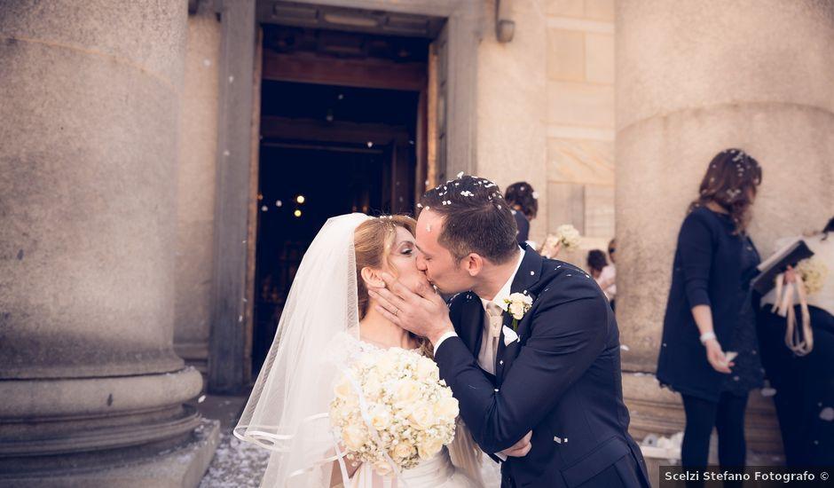 Il matrimonio di Andrea e Arianna a Seregno, Monza e Brianza