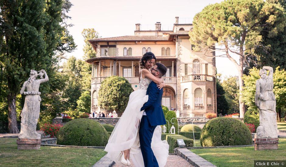 Il matrimonio di Davide e Alessandra a Cesano Boscone, Milano