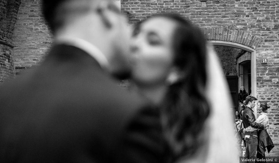 Il matrimonio di Stefano e Alessia a Rio Saliceto, Reggio Emilia