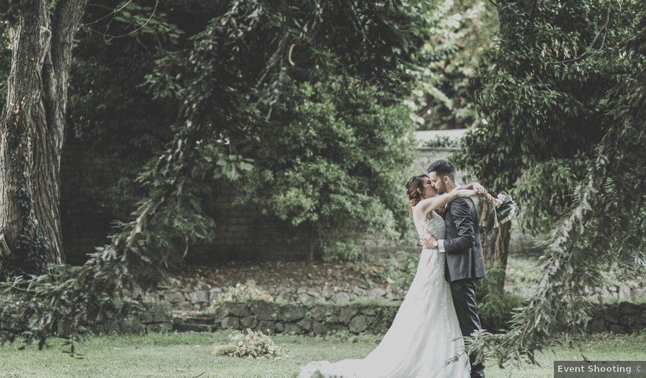 Il matrimonio di Corrado e Giulia a Roma, Roma