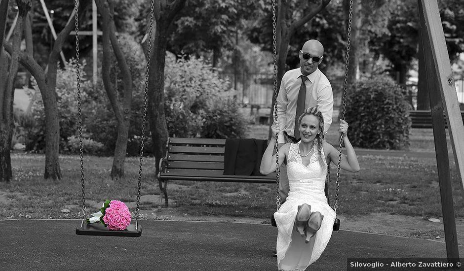 Il matrimonio di Luca e Alessia a Casorate Sempione, Varese