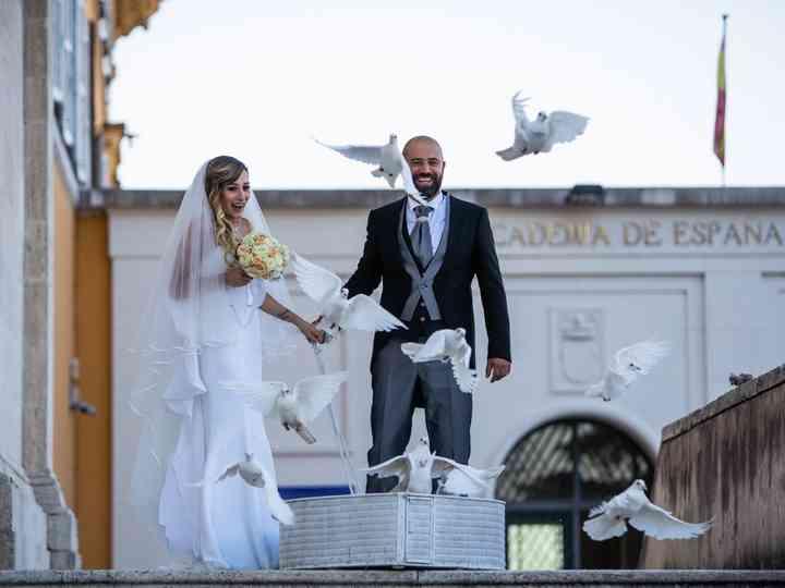 le nozze di Deborah e Manlio