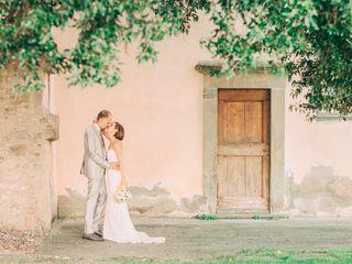 Le nozze di Allegra e Marco