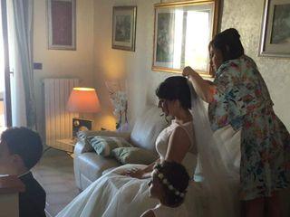 Le nozze di Sara e Saverio 1