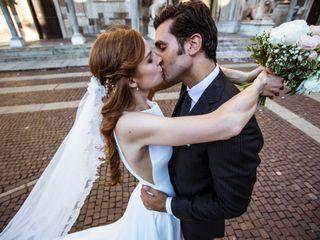 Le nozze di Mary e Mario