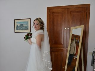 Le nozze di Ilaria e Giuseppe 1