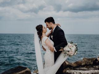 Le nozze di Stefania e Michelangelo