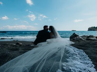 Le nozze di Andrea e Giovanni
