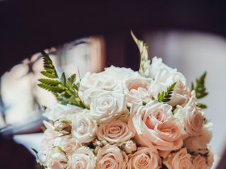 Le nozze di Kaley e Stefano 3