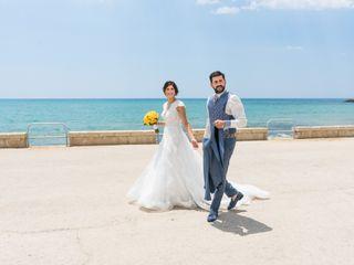 Le nozze di Giulia e Flavio