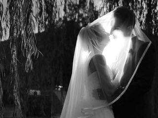 Le nozze di Gerardo e Federica