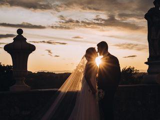 Le nozze di Laura e Leo