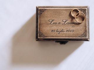 Le nozze di Laura e Leo 1