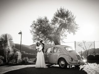 Le nozze di Hila e Angelo 1