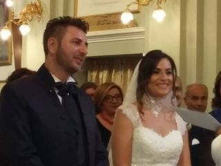 Le nozze di Antonella e Domenico 1