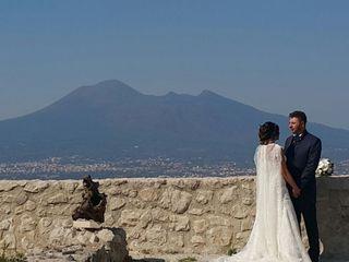 Le nozze di Antonella e Domenico