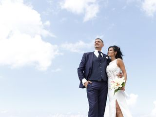 Le nozze di Carlo e Silvana