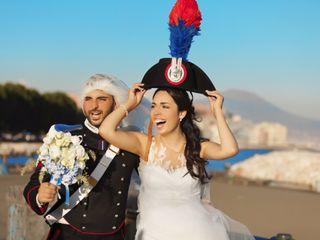 Le nozze di Carla e Stefano