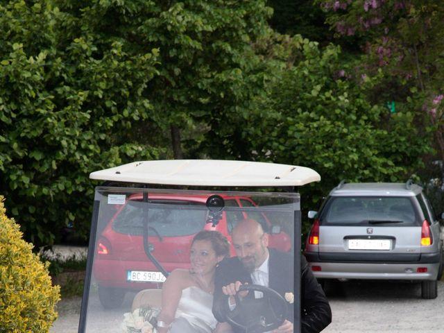 Il matrimonio di Nicola e Eleonora a Poppi, Arezzo 5
