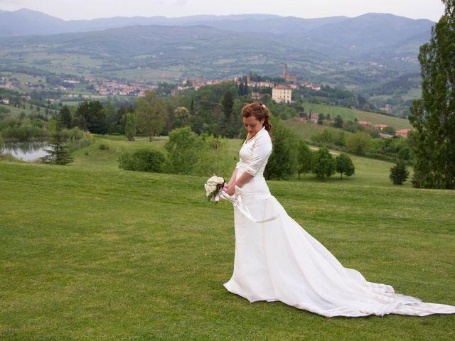 Il matrimonio di Nicola e Eleonora a Poppi, Arezzo 12