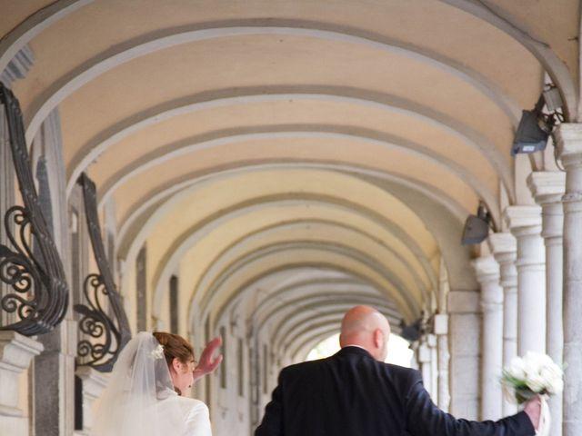 Il matrimonio di Nicola e Eleonora a Poppi, Arezzo 16