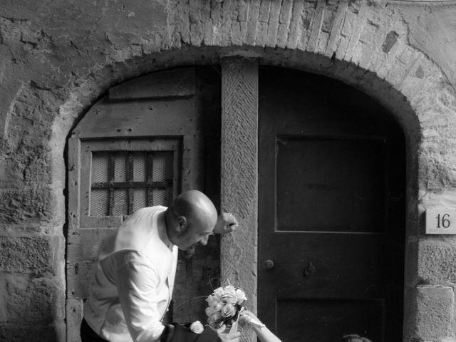 Il matrimonio di Nicola e Eleonora a Poppi, Arezzo 18