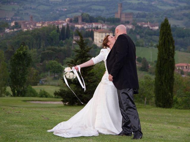 Il matrimonio di Nicola e Eleonora a Poppi, Arezzo 19