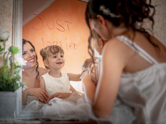 Il matrimonio di Alessio e Sara a Aprilia, Latina 17