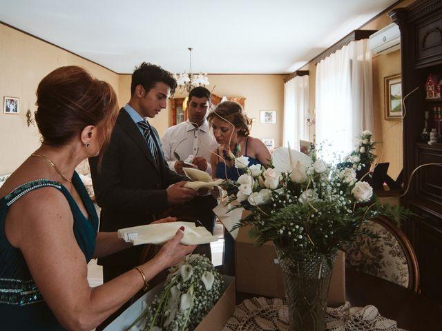 Il matrimonio di Angelo e Alessandra a Messina, Messina 11