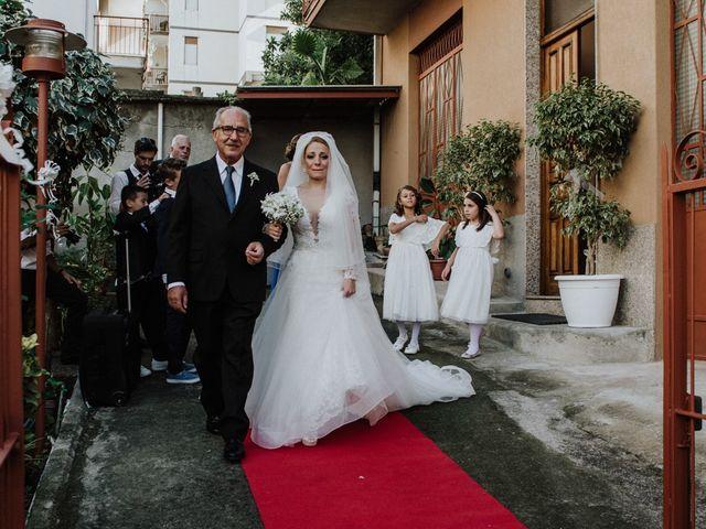 Il matrimonio di Angelo e Alessandra a Messina, Messina 40