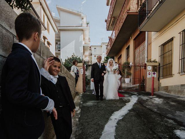 Il matrimonio di Angelo e Alessandra a Messina, Messina 41