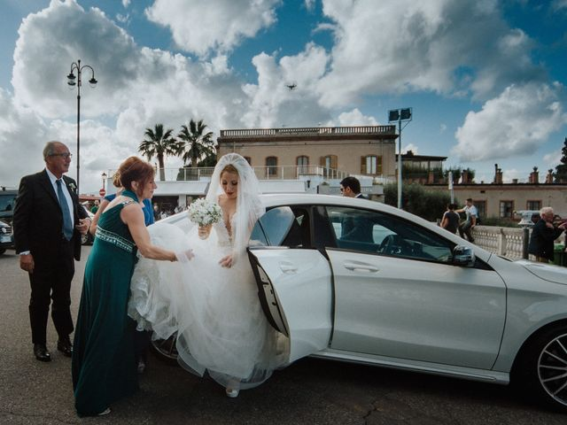 Il matrimonio di Angelo e Alessandra a Messina, Messina 48