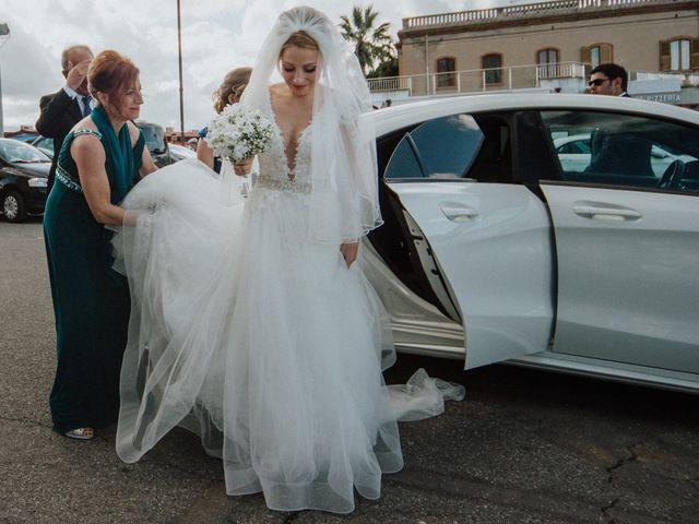 Il matrimonio di Angelo e Alessandra a Messina, Messina 49