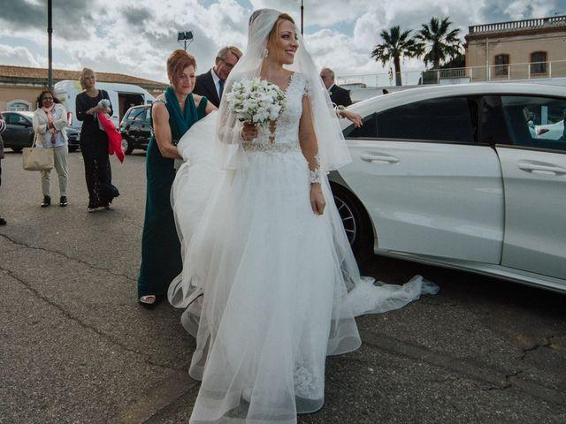 Il matrimonio di Angelo e Alessandra a Messina, Messina 50