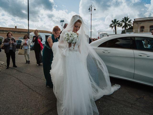 Il matrimonio di Angelo e Alessandra a Messina, Messina 51