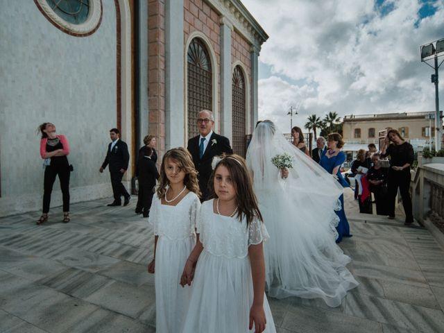 Il matrimonio di Angelo e Alessandra a Messina, Messina 52