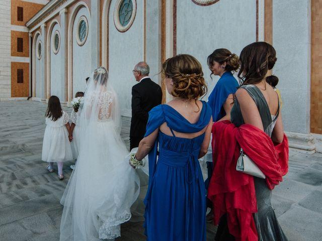 Il matrimonio di Angelo e Alessandra a Messina, Messina 53
