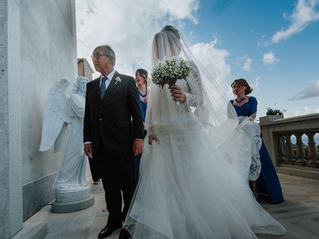 Il matrimonio di Angelo e Alessandra a Messina, Messina 54