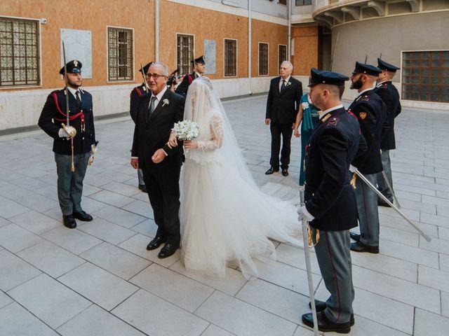 Il matrimonio di Angelo e Alessandra a Messina, Messina 55