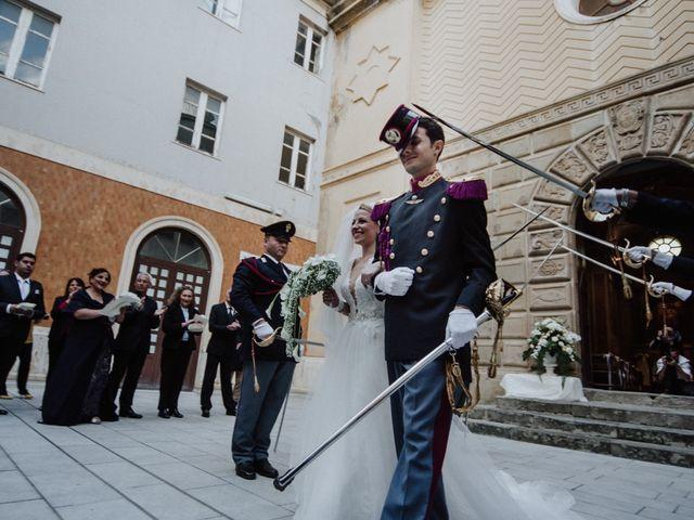 Il matrimonio di Angelo e Alessandra a Messina, Messina 67