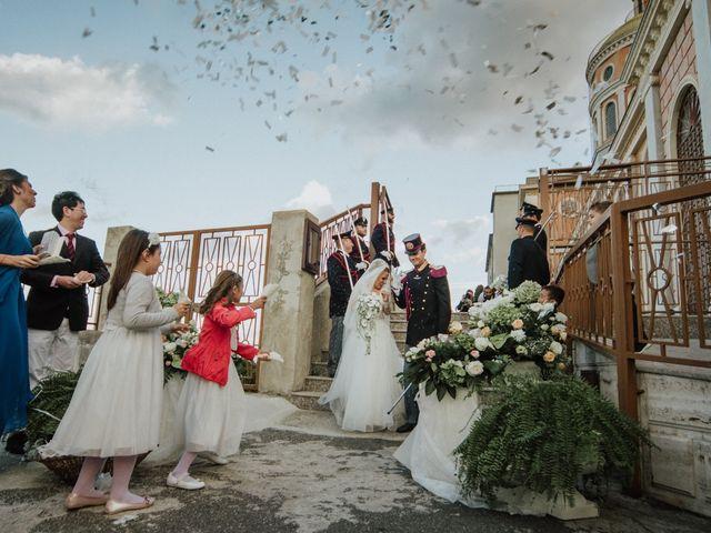 Il matrimonio di Angelo e Alessandra a Messina, Messina 70