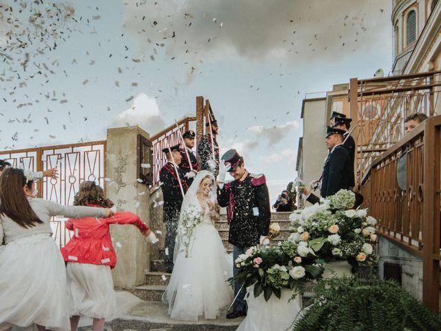 Il matrimonio di Angelo e Alessandra a Messina, Messina 71