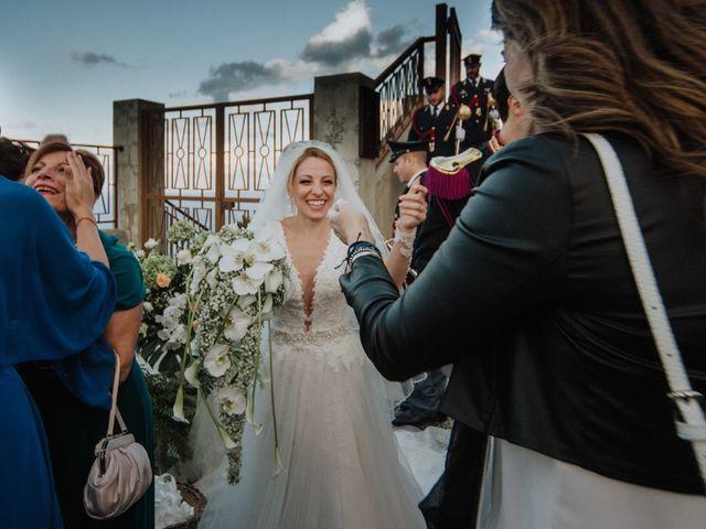 Il matrimonio di Angelo e Alessandra a Messina, Messina 72