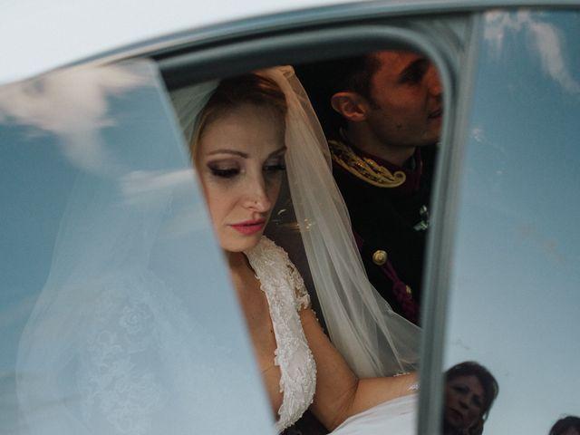 Il matrimonio di Angelo e Alessandra a Messina, Messina 74