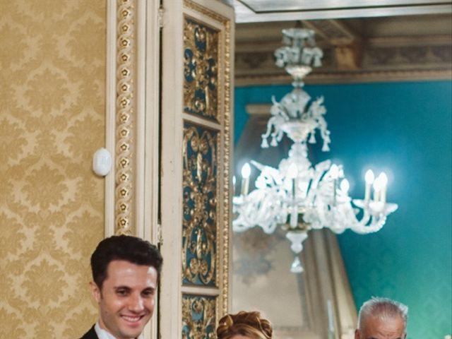 Il matrimonio di Angelo e Alessandra a Messina, Messina 84