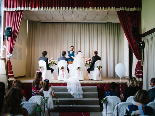 Il matrimonio di Paolo e Ariona a Ortonovo, La Spezia 23