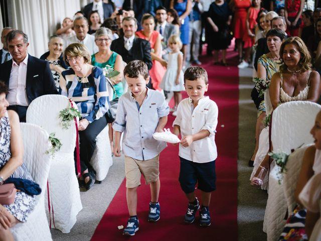 Il matrimonio di Paolo e Ariona a Ortonovo, La Spezia 24