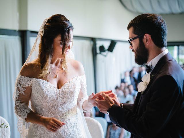 Il matrimonio di Paolo e Ariona a Ortonovo, La Spezia 25