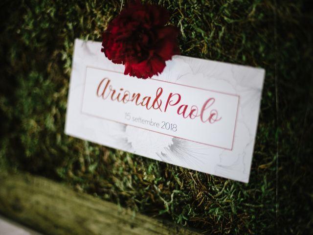 Il matrimonio di Paolo e Ariona a Ortonovo, La Spezia 32