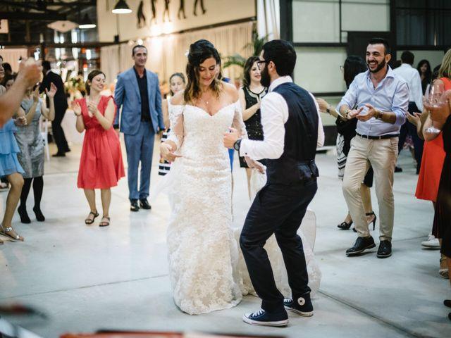Il matrimonio di Paolo e Ariona a Ortonovo, La Spezia 37